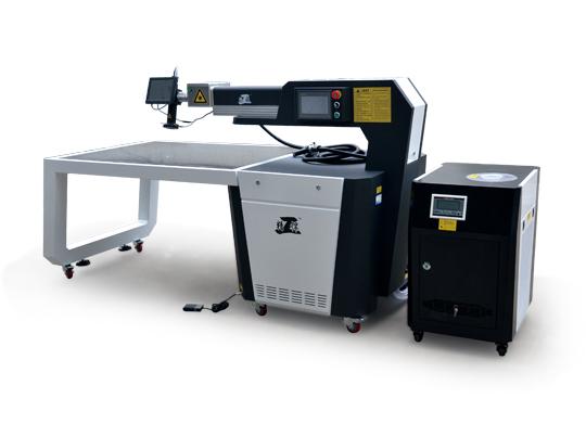 武汉激光机:看我们怎么使用的这个机器