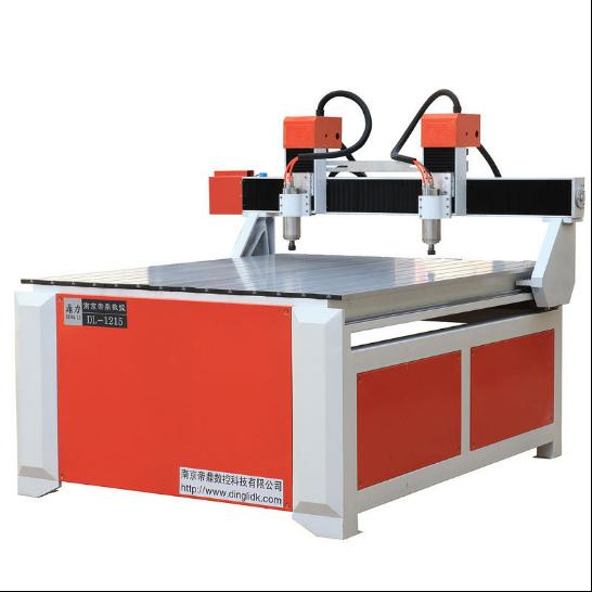 CNC高精雕多头伺服雕刻机1215-2T